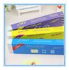 long rectangular cardboard pencil box