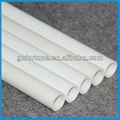 resistente ao fogo elétrico rígida leve 2 polegadas tubo de pvc