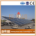 Customized made competitive price pressure roof solar water heating system for home