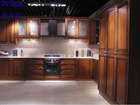 Commercial Beech Wood Kitchen Cabinets/Full customized traditional painted kitchen design