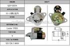 17855 starter for Mini cooper starter The banner BMW engine starter motor OEM:QDY1207A