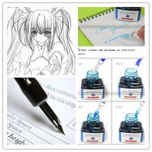 Good Density Glass Ink Pens For Comics Artist