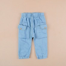 R&H new style leisure cotton mini jeans shorts