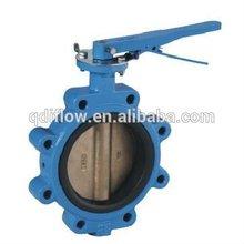 API 609 butterfly valve with centerline design
