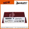 DASHAYU high quality professional digital car audio with remote control