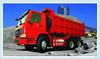 2014 SINOTRUK HOWO dump truck curb weights ZZ3257N4147C1