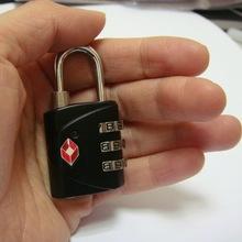 Zinc alloy tsa combination lock,tsa lock