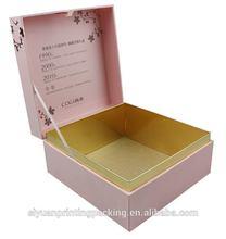 Design most popular card holder gift box packaging
