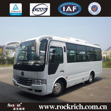 Dongfeng hot selling comfortable china manufacture 18 seat mini bus