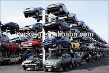Heavy Duty High Space Automotive Vehicle Storage Rack