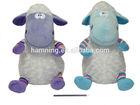 40cm standing purple sheep plush toys