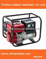 electric kerosene generator solar gasoline generator set series portable gasoline generator
