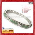 prata 925 réplicas de jóias de moda energia magnética pulseira jóias