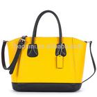 Wholesale Latest high-end fashion Europe genuine leather women handbags