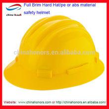 new model helmet/Full Brim Hard Hat/safety cap
