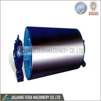 head tail belt conveyor use pulley conveyor