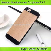 phone case Motomo aluminum hard case for iphone 6 plus 4.7,for iphone 6 case metal ,for iphone 6 plus case aluminum