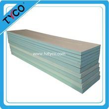 Bathroom XPS Tile Backer foam building Board