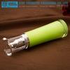 YB-X100 100ml lotion/spray pump high clear acrylic material luxury 100ml plastic bottle