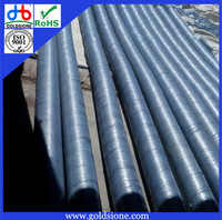 spiral steel wire reinforced hose PVC