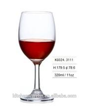 haonai well saled glass cup,turkish wine glass