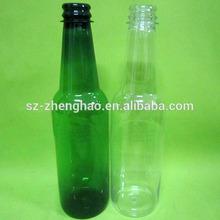 LDPE long tip cheap eco friendly wholesale plastic beer bottle