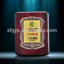 Plaque wooden base award plaque bases