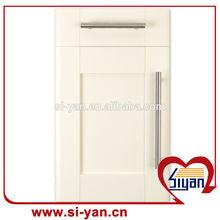 mdf wooden white shaker style kitchen cabinets door
