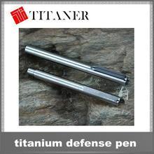 wholesale titanium military tactical pen
