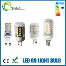 mini led lights for fabric G9 24C SMD 5050 LED g9 led light 3.8W BULB 220V mini led tv,g9 halogen led replacement