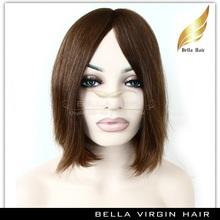 100% Virgin remy European human hair jewish wig kosher wigs for women