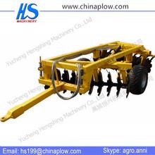 Good performance and strong build hydraulic heavy disc harrow Used disc harrow for sale