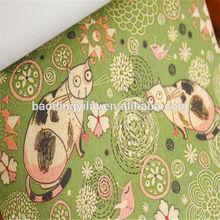 21*21 100*52 cats digital printed cotton fabric
