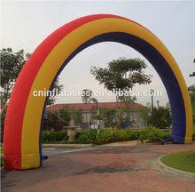 Rainbow Inflatable arch
