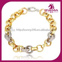 bracciale in oro 14k nuovo design