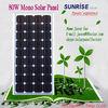 High quality 80W solar module