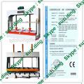 maquinariaparalamadera fabricante de madera contrachapada prensa hidráulica fría myj80 para puertas