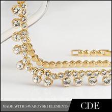 Alibaba China 24K Gold Bangles Dubai Jewelry