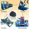crumb rubber machinery / xk-450 rubber powder machine / tyre recycling machine for making rubber powder