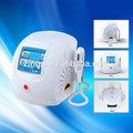 mais popular do ipl rf laser sobrancelha máquina de depilação com o laser do nd yag