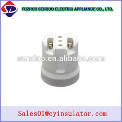 CE certificate e27 color soquete de lampada e27