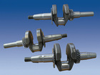 156/168/188 crankshaft series for universally engine