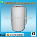 Fournisseur de la chine 25x13mm certifiéeo 100% polypropylène spunbond tissus non tissés médicaux et de santé
