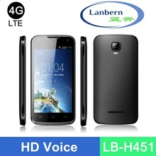 New slim Hotknot Android4.4kk 4G LTE Quad core mtk6582 waterproof shockproof phone with GMS license LB-H451 OEM ODM