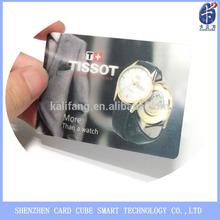 high quality fashion pvc lenticular 3D card