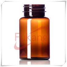 PET Packer Bottles,120cc Amber PET Packer Bottle 38-400,Plastic Products for Pharma
