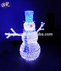 Christmas lights, Christmas snowman lamp shape