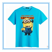 Custom t-shirt kids models offer logo design help fast delivery time