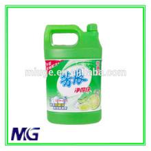 4.18L economical packing dishwash liquid / detergent liquid / strong clearance dishwash liquid