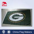Ninguna costumbre diseño Green Bay packers, Jacksonville Jaguars deportes NFL banderas al viento - entrega rápida